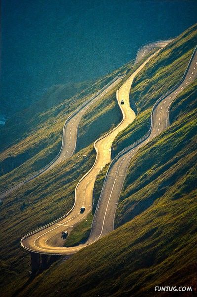 Most Unusual Roads Around The World