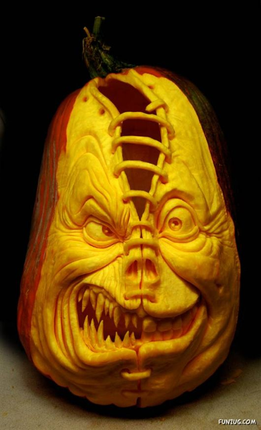 the art of pumpkin carving funzug com