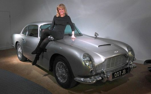 The James Bond Cars On Display At Beaulieu?