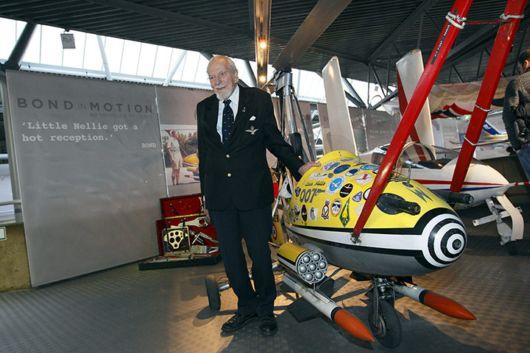 The James Bond Cars On Display At Beaulieu?