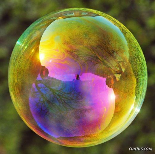 Creating Funky Soap Bubbles