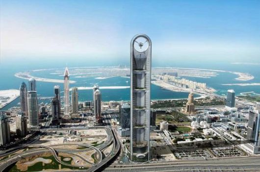 Amazing Anara Tower in Dubai