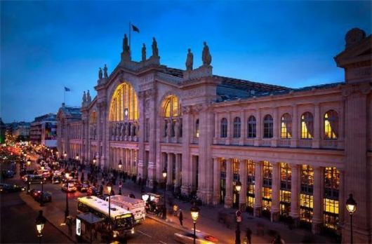10 Most Beautiful Train Stations In The World