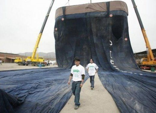 Largest Pair of Jean World Record
