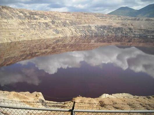 World's Most Toxic Lake