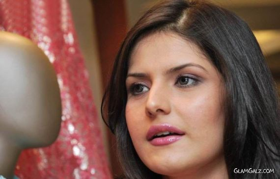 Zarine Khan in a New Outfit