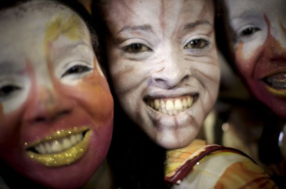 Pictures from Rio Carnival 2010