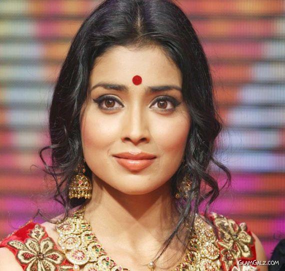 Shriya Shines At The Launch Of Swarovski Gems