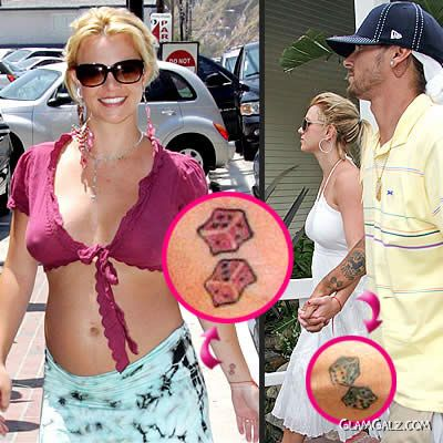 Celebrities and Their Tattoos