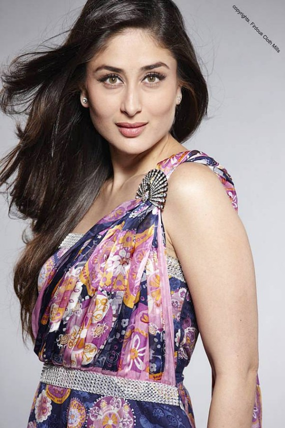 Kareena Kapoor for Pakistan Fashion