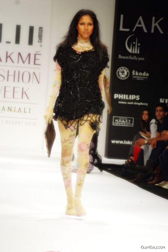 Malini Ramani Fashion Show