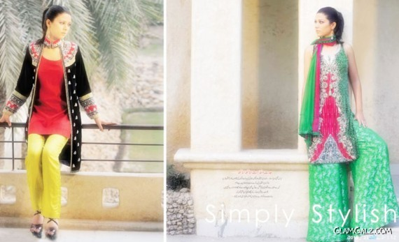 Pakistan Fashion Models in Daily Times