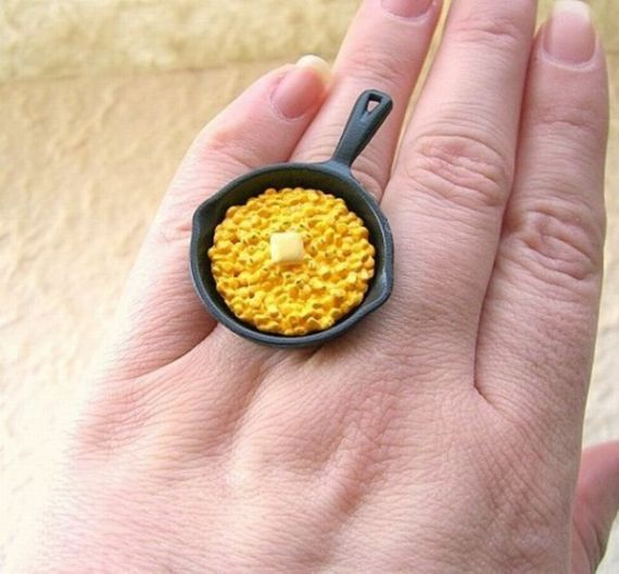 Rare and Creative Rings