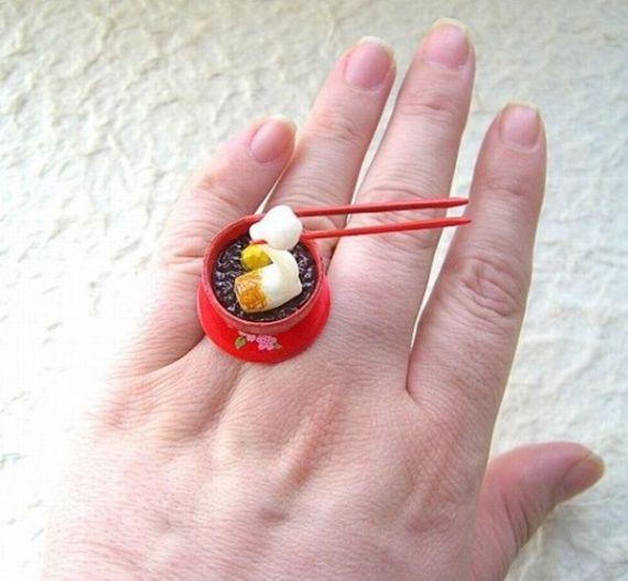 Rare and Creative Rings