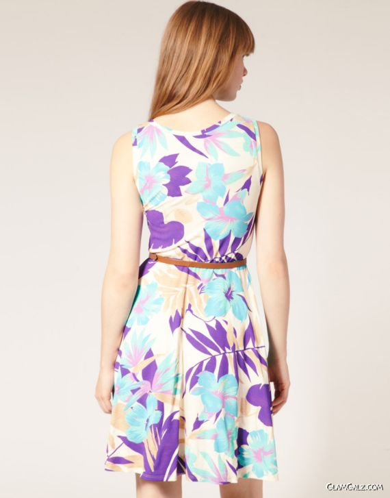Cool Summer Fashion Dresses For Galz