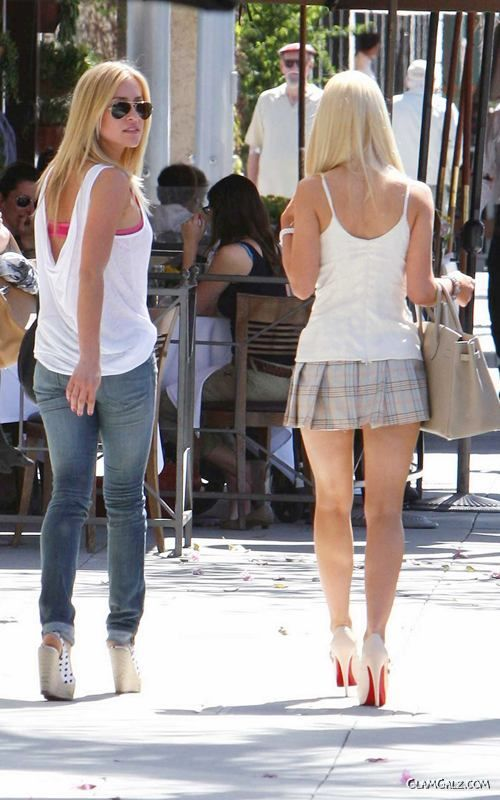Heidi Montag in Beverly Hills