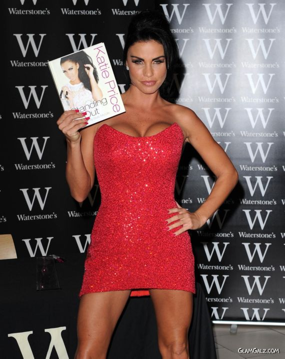 Katie Price Dominates Halloween