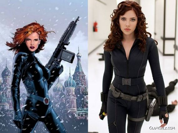 Women Comic Heroes and Their Movie Roles