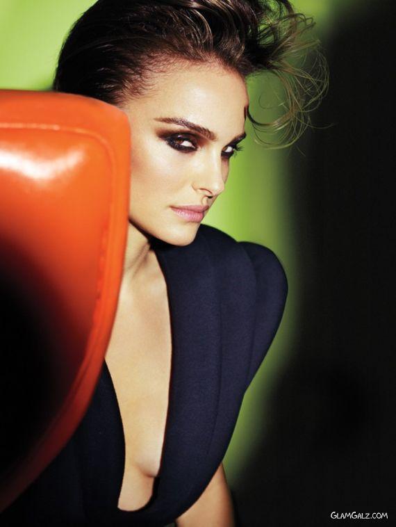 Natalie Portman for V Mag