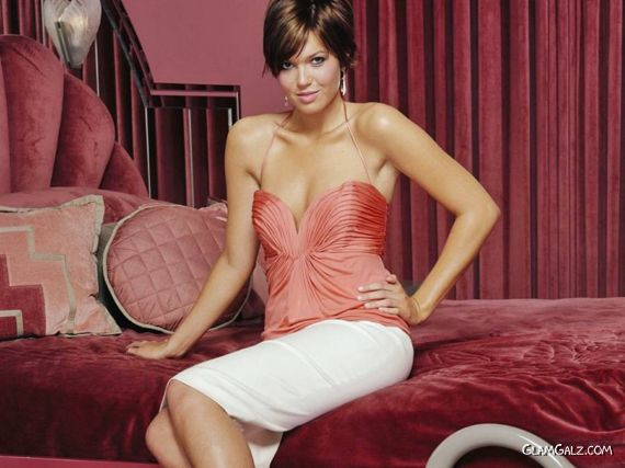 Click to Enlarge - Mandy Moore Awesome Walls