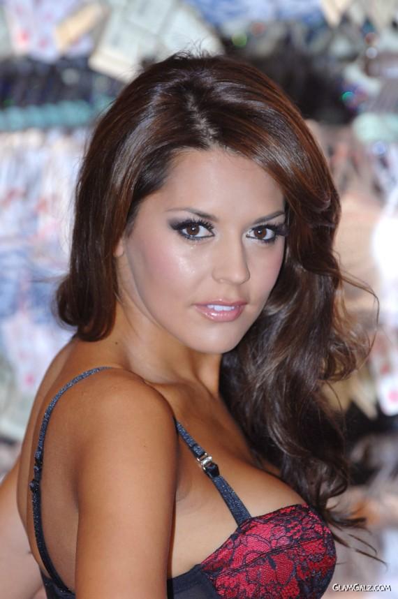 Glamour Model Danielle Bux