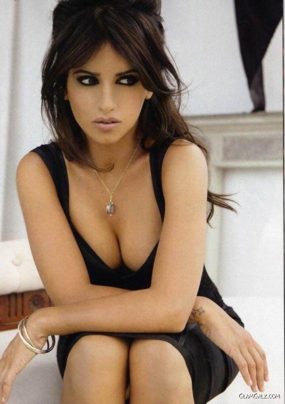 Gorgeous Monica Cruz Photoshoot
