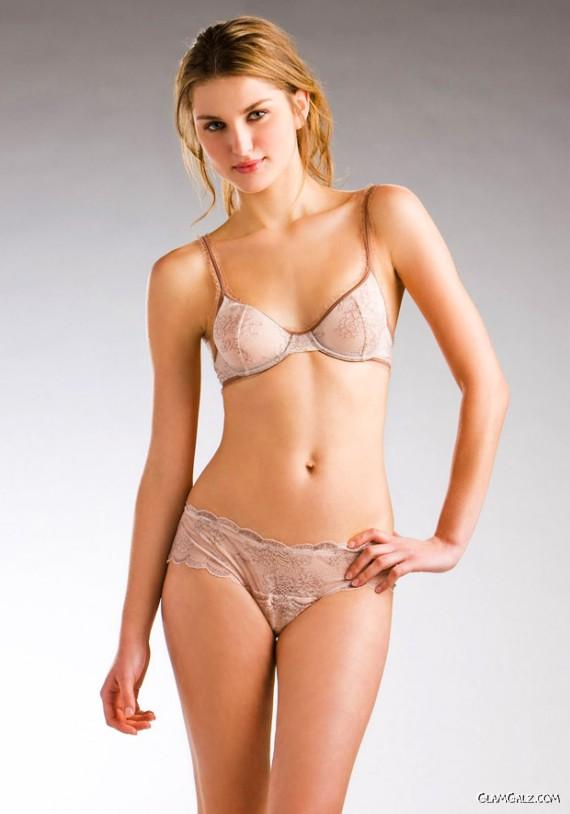 Fashion Model Anna Chyzh
