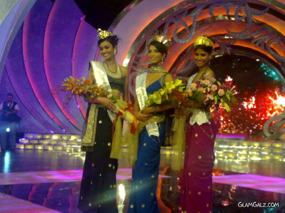 Femina Miss India 2010 Winners
