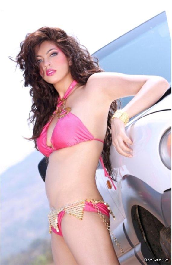 Priya Soni Bikini Photoshoot