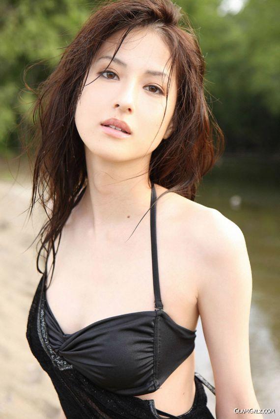 Japanese Actress Wakana Matsumoto