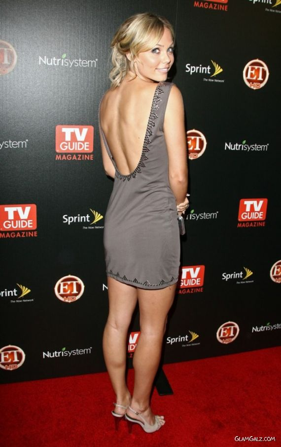 TV Guide's Hot List Party was Awesome