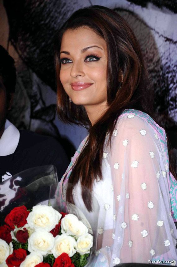 Beautiful Aishwariya Rai for an Audio Launch