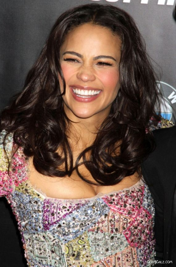 Paula Patton At Mission Impossible Ghost Protocol Premiere