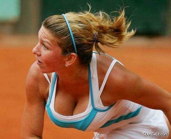 Simona Halep Tennis Shots