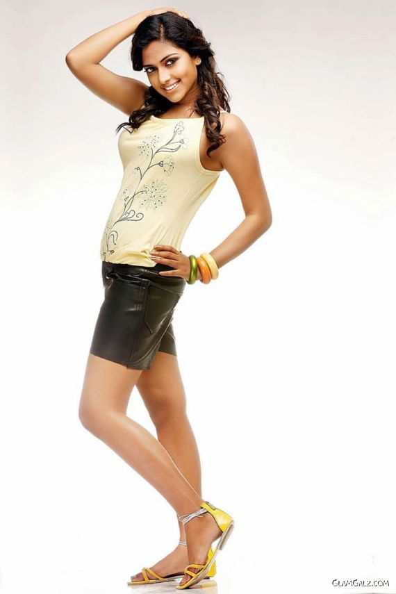 Pretty South Indian Actress Amala Paul