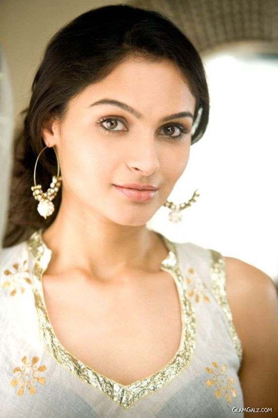 Singer N Actress Andrea Jeremiah
