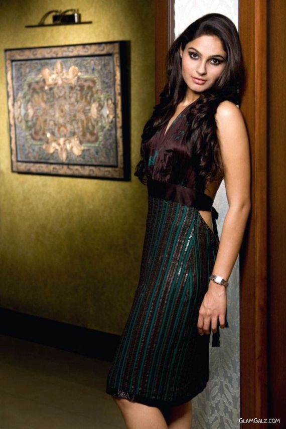 Singer N Actress Andrea Jeremiah