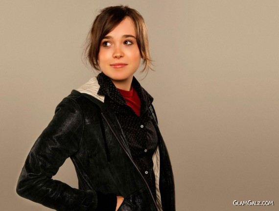 Click to Enlarge - Lovely Canadian Beauty Ellen Page