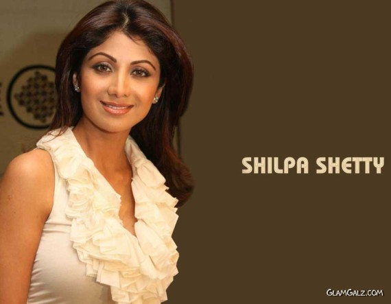 Click to Enlarge - Beautiful Shilpa Shetty Wallpapers