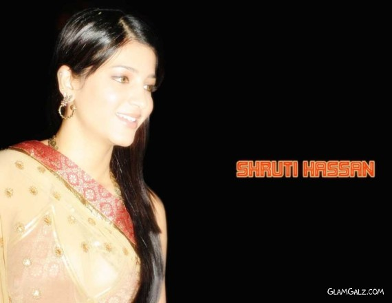 Click to Enlarge - Spicy Shruti Hassan Wallpapers