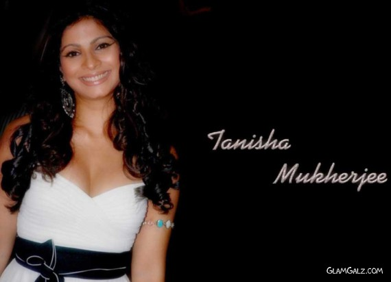 Click to Enlarge - Spicy Tanisha Mukherjee Wallpapers