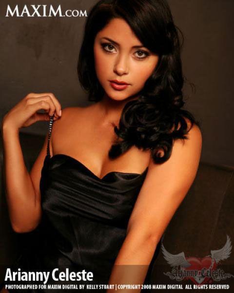 Arianny Celeste in Maxim