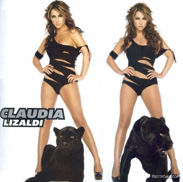 Claudia Lizaldi Photoshoot
