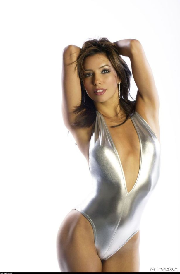 Eva Longoria Swimsuit Photoshoot