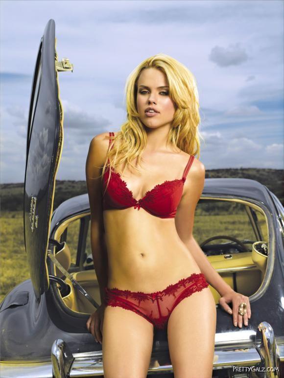 Pretty Model Lieschen Botes