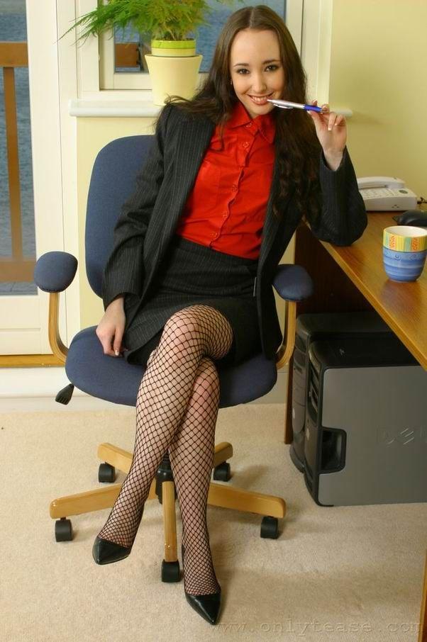 World's Most Beautiful Secretaries
