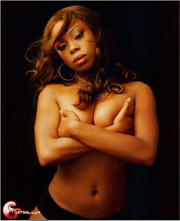 Shay Johnson from Flavor of Love