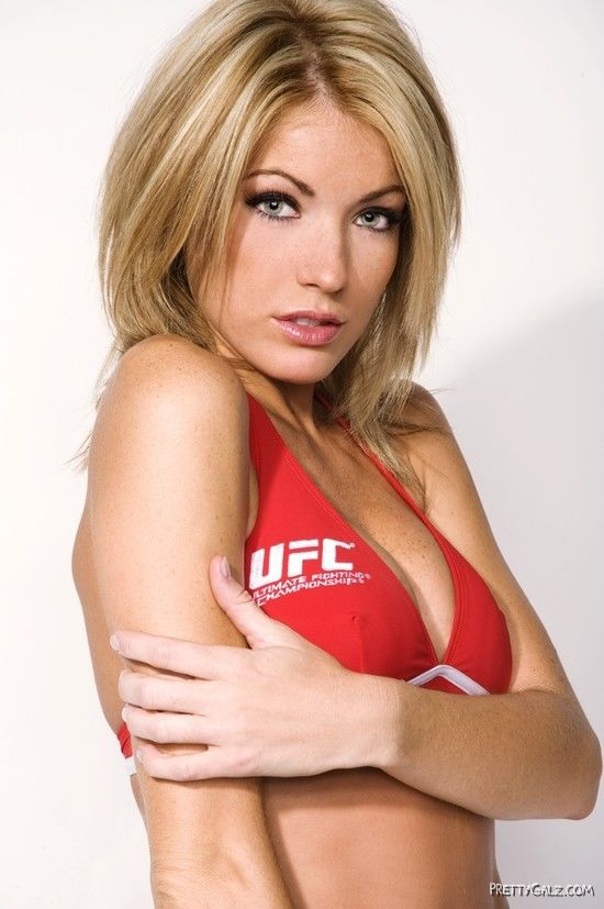 Awesome UFC Galz Photoshoot