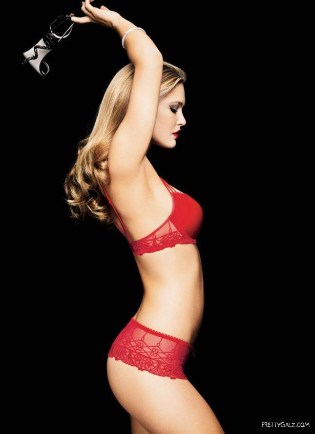 Bar Refaeli Passionata Lingerie Photoshoot