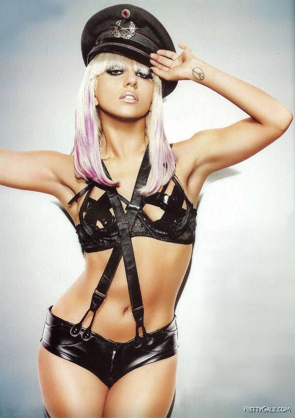 Lady Gaga For FHM Germany